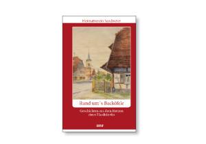 Buch Rund ums Backöfele Titelblatt