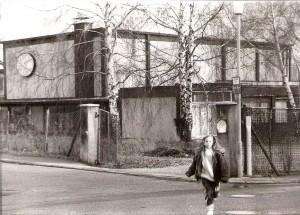 FMT- Filmstudio im November 1988 kurz vor dem Abriss